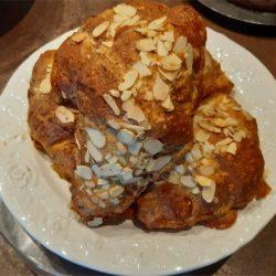 Mandel-Croissant